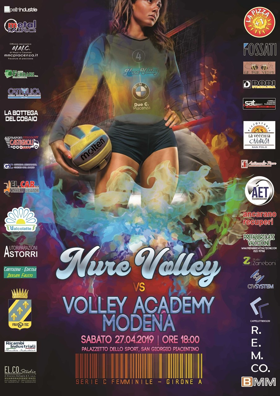 New Volley - Academy Modena
