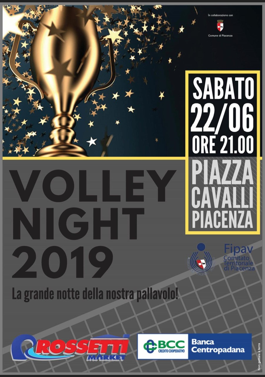 Volley Night 2019