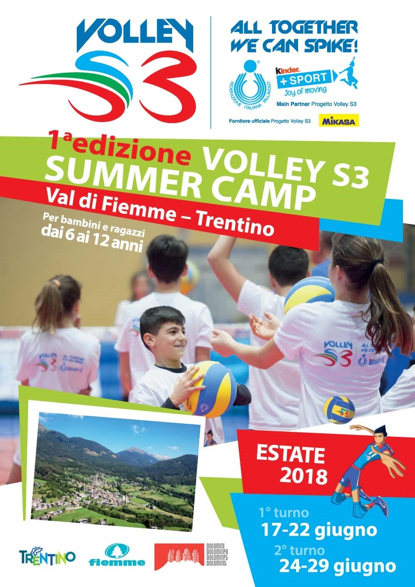 Volley S3 Summer Camp